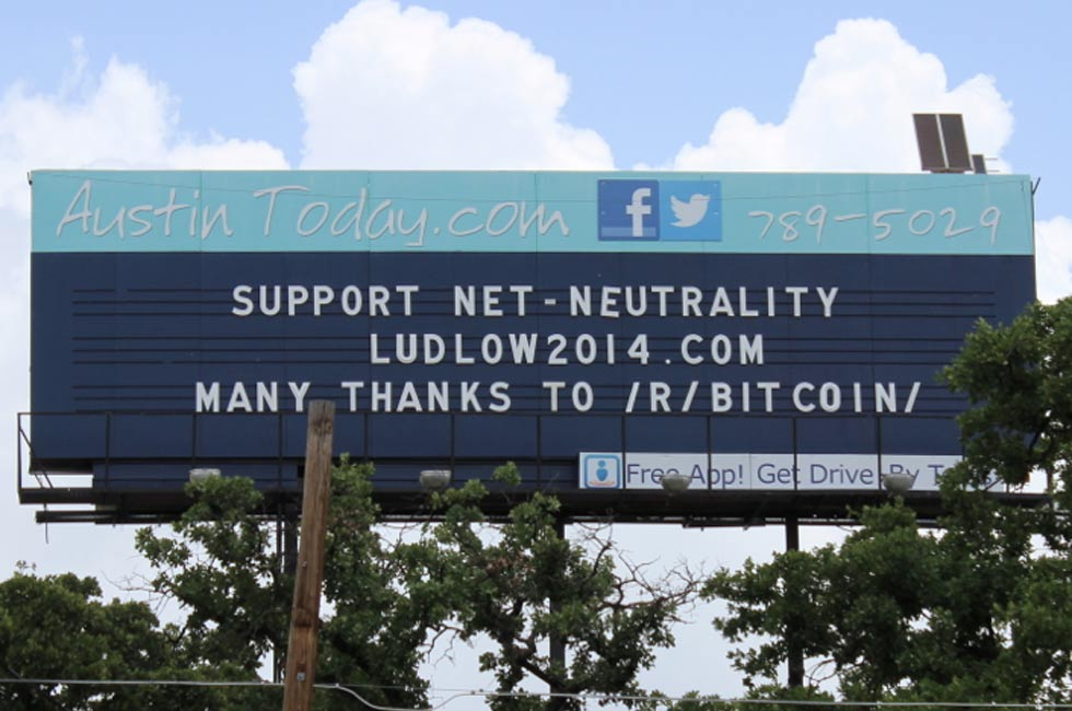 Ludlow Billboard on IH35 and Manor